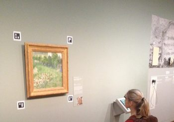Looking through the eyes of museum visitors – The Van Gogh Museum Eye-tracking Project